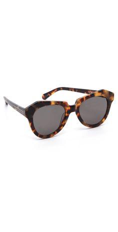 7b649d9d5e17d Karen Walker The Number One Sunglasses   SHOPBOP Phillip Lim, Fendi,  Sunglasses Women,