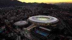 Estádio Jornalista Mário Filho - Maracanã - Fernandes Arquitetos | Galeria da Arquitetura
