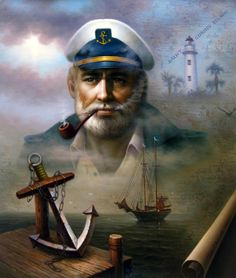 Sea Captains, The Unsung Heroes Of The Sea