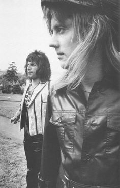 Japan - Freddie Mercury and Roger Taylor (duing first show in Japan, 'Sheer Heart Attack Tour') Save The Queen, I Am A Queen, Queen Queen, Great Bands, Cool Bands, Queen Drummer, Roger Taylor Queen, Ben Hardy, Queen Pictures