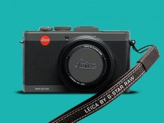 LEICA D-LUX 6 CAMERA BY G-STAR RAW