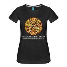Ernaehrungspyramide T-Shirt T-Shirt   Carnivore Connaisseur Grill & Barbecue Shirts