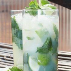 Mojito - przepis oryginalny na bazie rumu