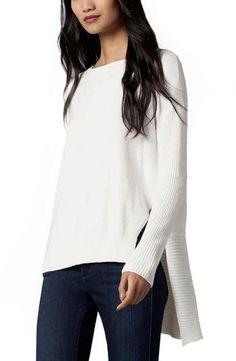 Trouvé Asymmetrical Hem Sweater
