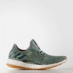Adidas Women's PURE BOOST X ATR GREEN