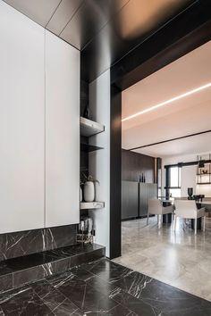 Best Garden Decorations Tips and Tricks You Need to Know - Modern Morden Living Room, Living Room Modern, Shelf Design, Cabinet Design, Wall Design, Modern Interior, Home Interior Design, Entrance Design, Ceiling Design