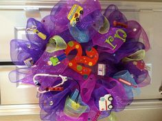 Nurse wreath-- can customize and theme wreath- A Mays Me