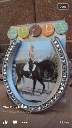 horse shoe frame