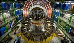 Large Hadron Collider Goes Back Online At CERN http://www.ubergizmo.com/2015/04/large-hadron-collider-goes-back-online-at-cern/