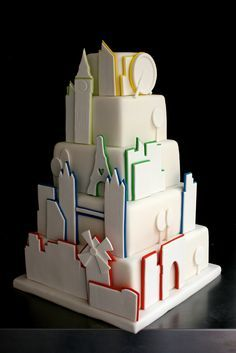 architectural cake - Поиск в Google