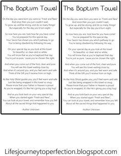 Baptism+Towel+Poem.jpg 1,237×1,600 pixels