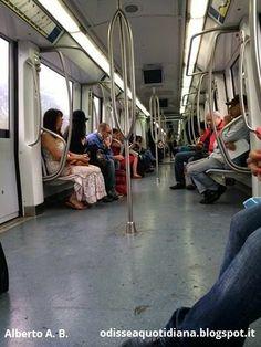 posti a sedere in orario di punta, animi finalmente distesi, treni degni di tale nome