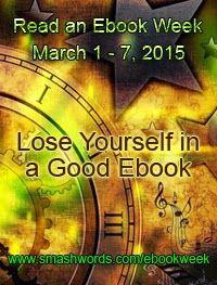 Annual Read an Ebook Week kicks off today. Mar 1- 7. https://www.smashwords.com/books/category/1/newest/1