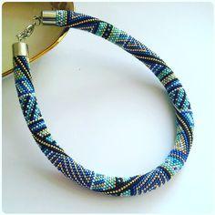 ✜ Жгуты из бисера ✜ Вязание с бисером ✜ Схемы