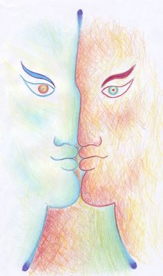 double visages