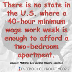 Workers need union representation or they will never get the wages/benefits they deserve!