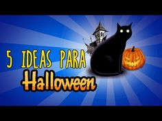 DIY's PARA HALLOWEEN! (Super FÁCILES) - Pautips - YouTube