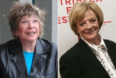 More tweets from Shirley MacLaine as she starts her 'Downton Abbey' role!