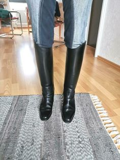 Equestrian Boots, Leather Boots, Pants, Fashion, Riding Boots, Lower Saxony, Leather, Women's, Trouser Pants