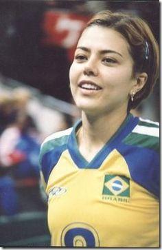 RS Notícias: Leila Barros, ex-jogadora de voleibol brasileira e...