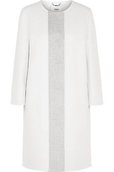 Fendi Double-faced cashmere coat | NET-A-PORTER