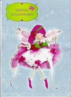 Revistas de manualidades Gratis: Como hacer hadas y princesas en goma eva