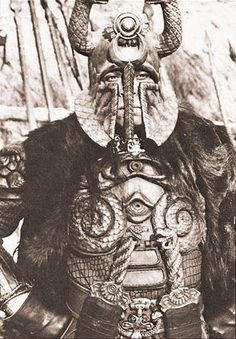"Thulsa Doom (James Earl Jones, ""Conan, el Bárbaro"")."