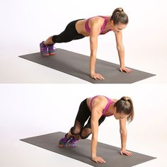 Workout Wednesday: Burn Fat While Sculpting a Stronger Core - SELF