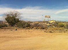 Nothing, Arizona -- ghost town