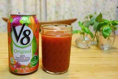 久しぶりにV8セロリ勝してるこの味が好きなんだよな濃縮果汁還元だから栄養の方はあまり期待できないけど 笑#meallog #food #foodporn #tw