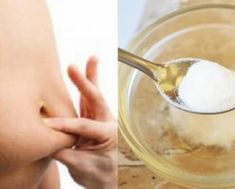 Healthy Beauty and Diet: Get Rid of Belly, Thigh, Arm and Back Fat With Baking Soda – This is the Right Way to Prepare it! Remove Belly Fat, Burn Belly Fat, Lose Belly, Soda Recipe, Belly Fat Burner, Back Fat, Baking Soda Uses, Drinking Baking Soda, Sodium Bicarbonate