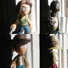 """My TWD Funko mystery mini collection. Looks like the odds are in the livings' favor! ¤¤¤¤¤¤¤¤¤¤¤¤¤¤¤¤¤¤¤¤¤¤¤¤¤¤¤ #twd #amctv #thewalkingdead #funko…"""