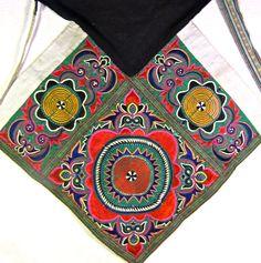Miao woman's apron, Guizhou province, China