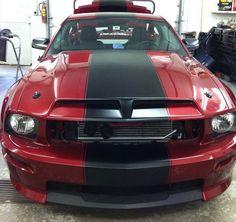 for Mustang Ford GTS style ram air body kit Fiberglass Hood 2009 Mustang, Gt500, Ford, Kit, Mustangs, Model, Ebay, Winter, Style