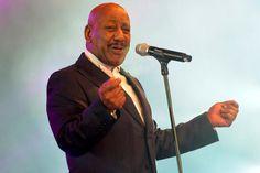 Seine Hits gingen um die Welt: Errol Brown, Sänger von Hot Chocolate, hier 2011 in Berlin bei der Silvesterparty am Brandenburger Tor