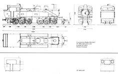 Locomotive MALLET articulée 030+030 du VIVARAIS | Loco Diffusion
