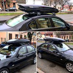 Una dintre cele mai elegante cutii portbagaj Thule Aragon, Car, Automobile, Vehicles, Cars, Autos