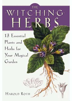 """Read """"The Witching Herbs 13 Essential Plants and Herbs for Your Magical Garden"""" by Harold Roth available from Rakuten Kobo. Harold Roth is a leading authority on plant/herbal magic. His new book, The Witching Herbs, is an in-depth exploration o. Plant Magic, Magic Herbs, Herbal Magic, Healing Herbs, Medicinal Herbs, Holistic Healing, Natural Healing, Witchy Garden, Kindle"""