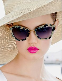 Lindsey Wixson for American Manhasset Resort 2014