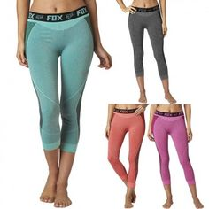 Fox Whip Womens Yoga Pants Ladies Work Out Sports Leggings
