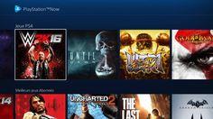 PlayStation Now disponible dès aujourd'hui en France - PS Now permet aux joueurs de jouer en streaming, ce qui veut dire pas de téléchargements, d'installations ni de patchs, et votre progression est sauvegardée dans le cloud sur PS Now, ce qui vous ...