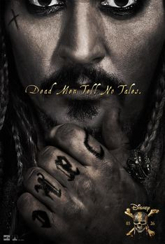 Jack Sparrow returns this May.