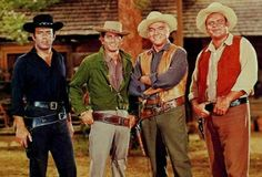 The Cast of Bonanza