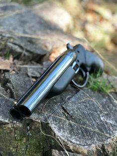 American Gun Craft's Diablo 12 Gauge: The Coolest Mail Order Shotgun Pt. Home Defense Shotgun, Types Of Shots, Tactical Shotgun, Revolver Pistol, New Background Images, Double Barrel, Shooting Guns, Custom Guns, Cool Guns