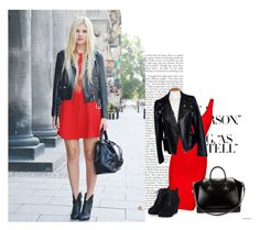 """""""Untitled #318"""" by anjezaa ❤ liked on Polyvore featuring Posh Girl, Alexander McQueen and Givenchy"""