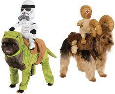 Disfraces de Mascotas para Halloween - Disfraces Star Wars para perros