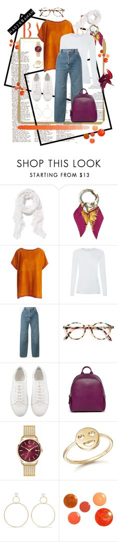 """#casual #summer"" by upheadup on Polyvore featuring Old Navy, Hermès, Akris, Vetements, MCM, Henry London, Bing Bang and Natasha Schweitzer"
