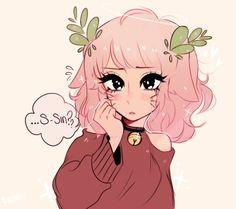 art by Rasbii Amazing Drawings, Cute Drawings, Aesthetic Art, Aesthetic Anime, Chibi Manga, Cute Art Styles, Wow Art, Kawaii Art, Noragami