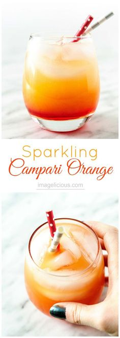 Sparkling Campari Or