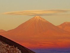 Valley of the Moon - Atacama Desert pictures - Chile - South America ...